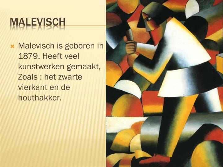 MALEVISCH