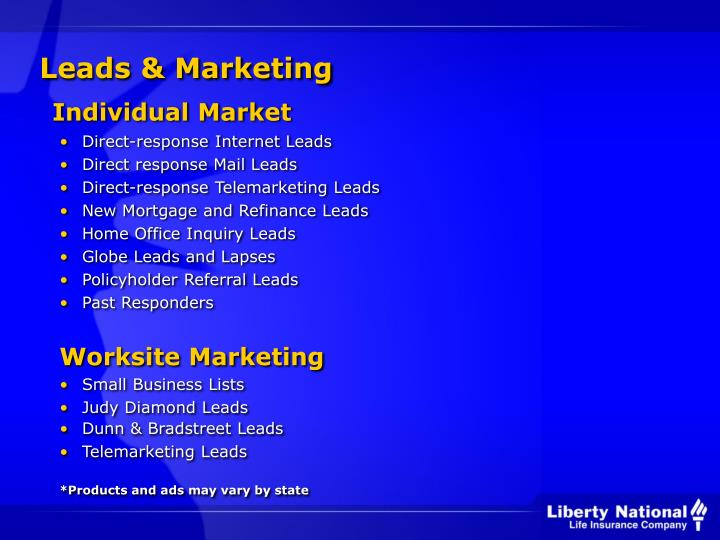 Leads & Marketing