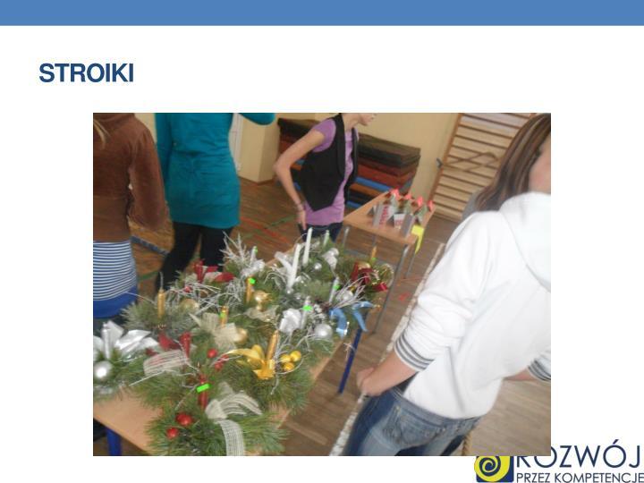 Stroiki