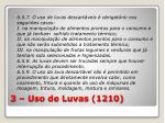 3 uso de luvas 1210
