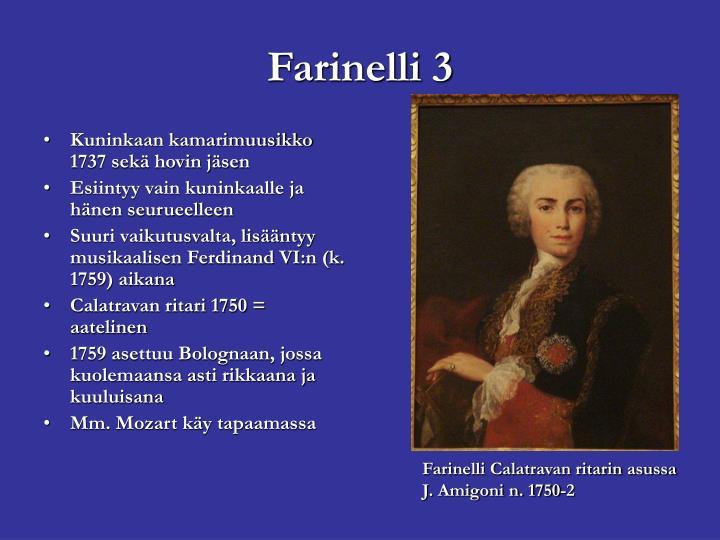 Kuninkaan kamarimuusikko 1737 sekä hovin jäsen