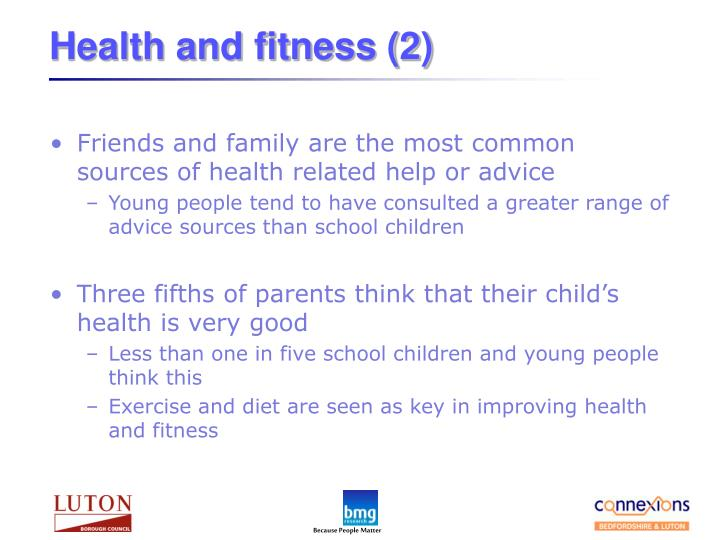 Health and fitness (2)