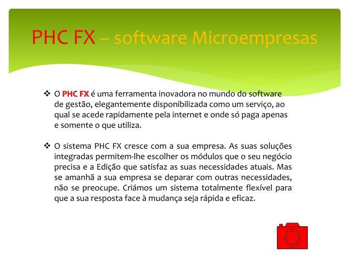 PHC FX