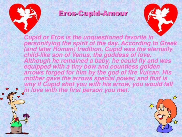 Eros-Cupid-Amo