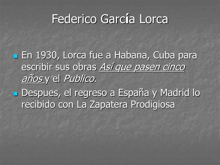 Federico Garc