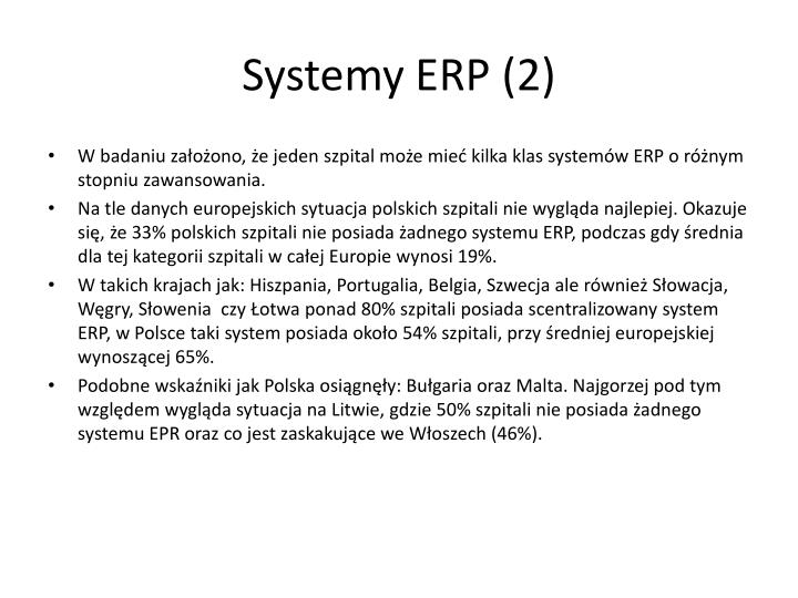 Systemy ERP (2)