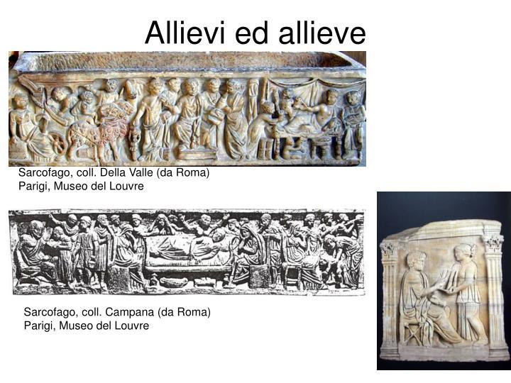 Allievi ed allieve