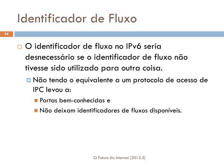 Identificador de Fluxo