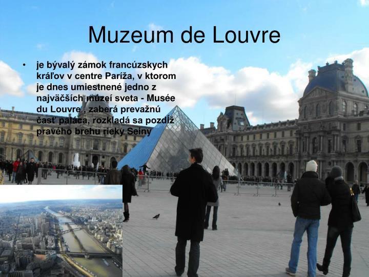 Muzeum de Louvre