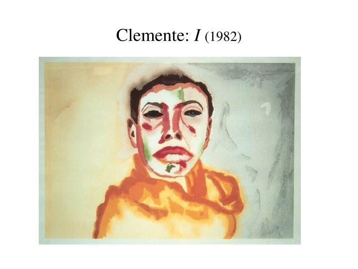 Clemente: