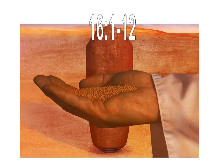 16:1-12