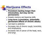 marijuana effects1