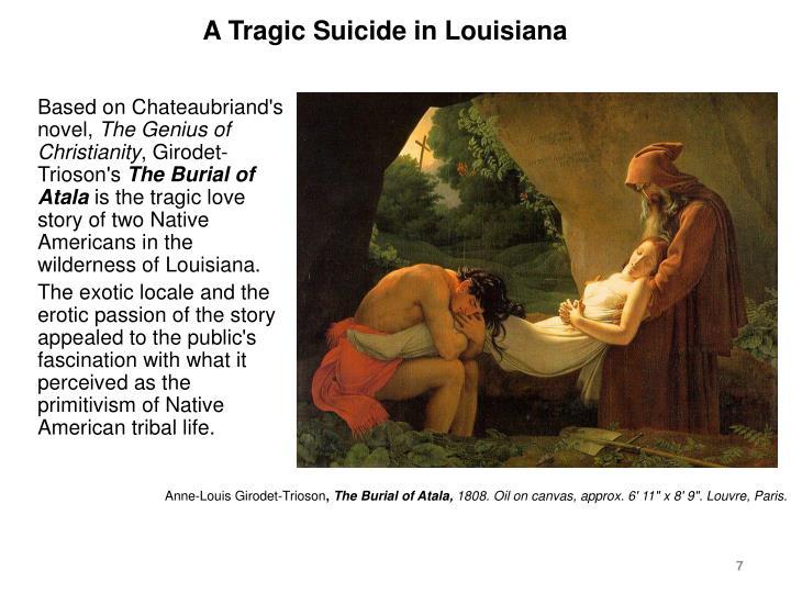 A Tragic Suicide in Louisiana