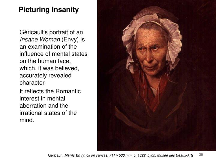 Picturing Insanity