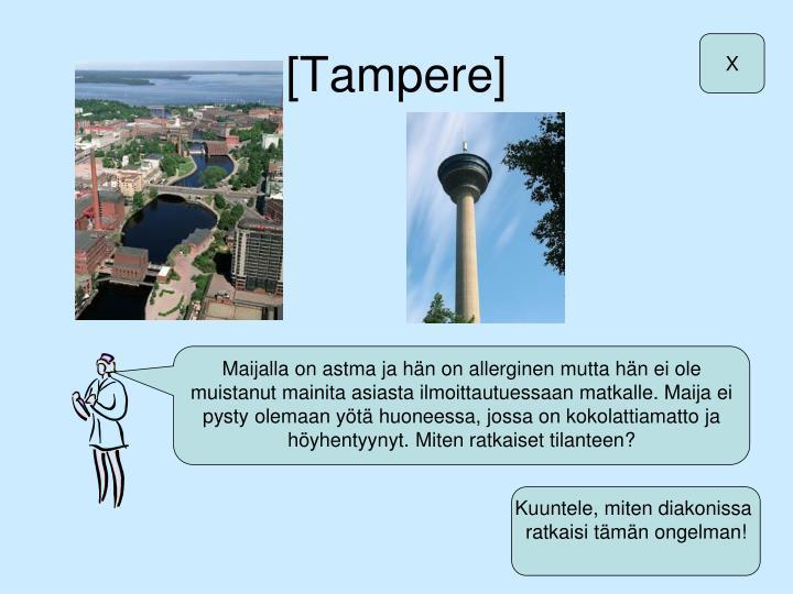 [Tampere]