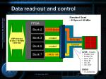 data read out and control1