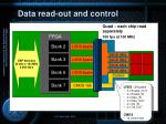 data read out and control2
