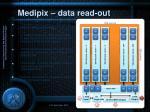 medipix data read out