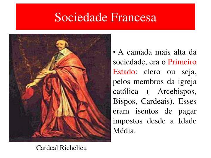 Sociedade Francesa