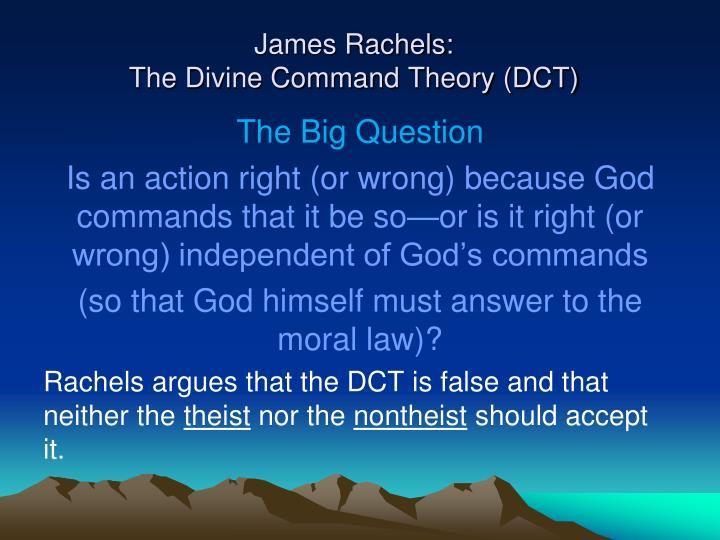James Rachels: