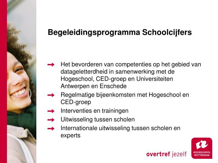 Begeleidingsprogramma Schoolcijfers