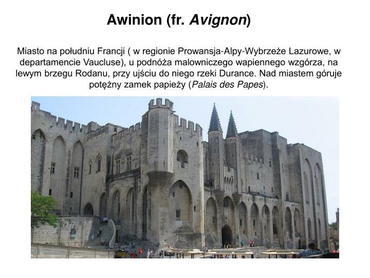 Awinion (fr.