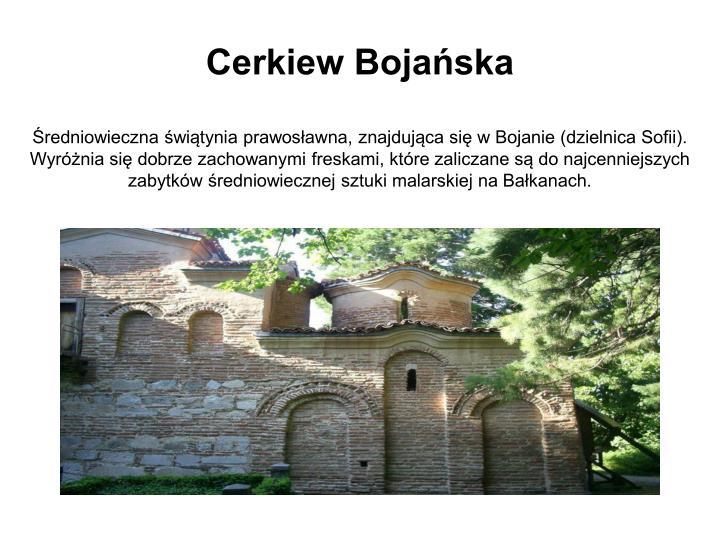 Cerkiew Bojańska