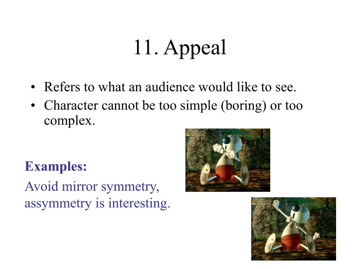 11. Appeal