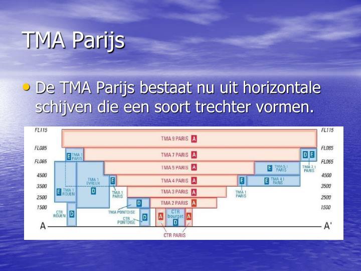TMA Parijs