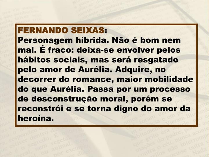 FERNANDO SEIXAS