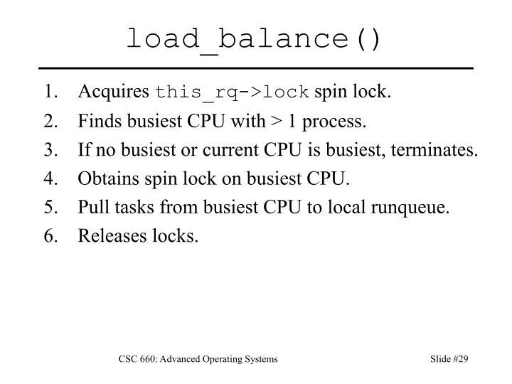 load_balance()