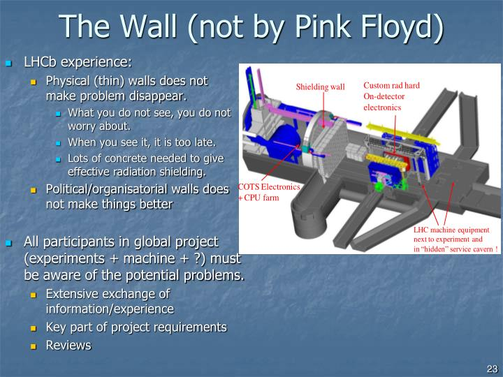 The Wall (not by Pink Floyd)