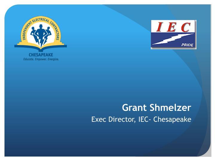 Grant Shmelzer