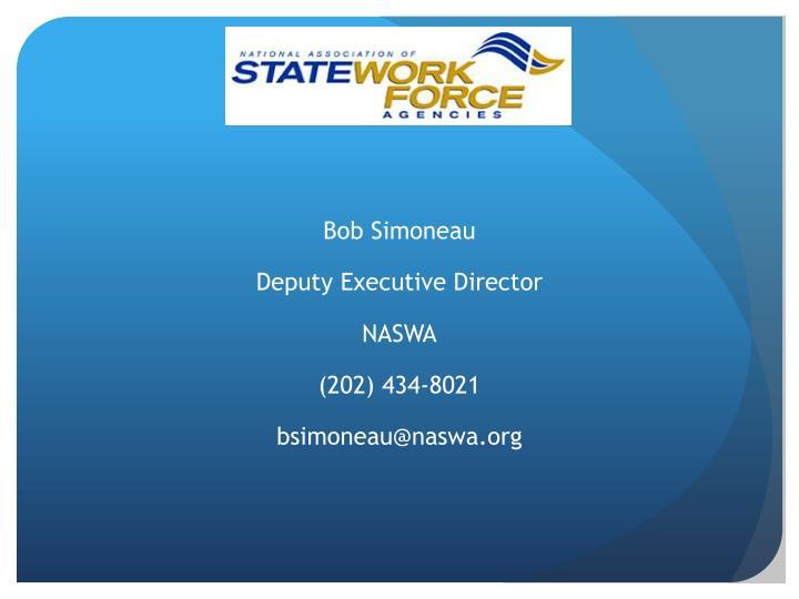 Bob Simoneau