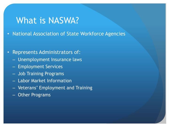 What is naswa