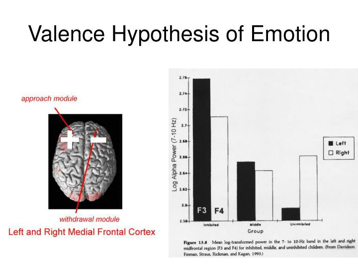 Valence Hypothesis of Emotion