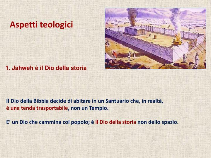 Aspetti teologici