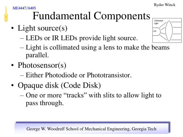 Light source(s)
