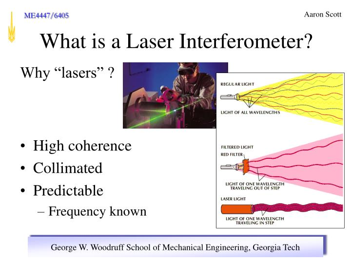 """Why """"lasers"""" ?"""