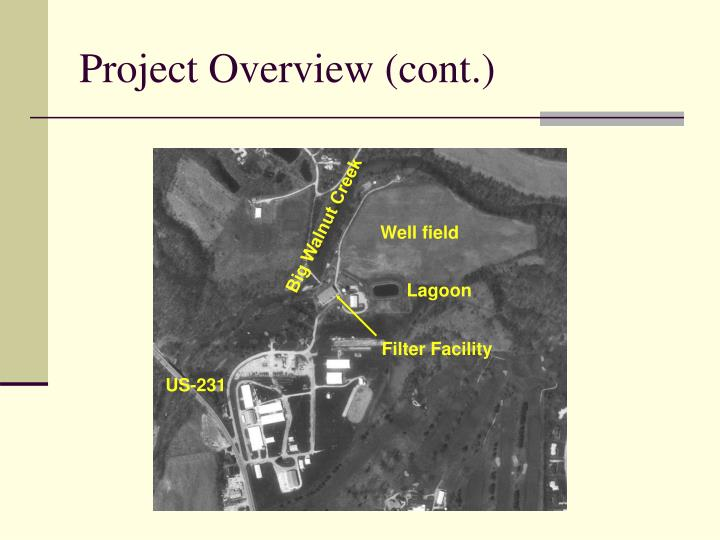 Project Overview (cont.)