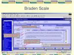 braden scale