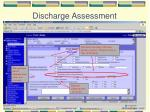 discharge assessment1