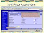 shift focus assessments1