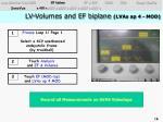 lv volumes and ef biplane lvas ap 4 mod2