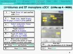 lv volumes and ef monoplane a3cv lvas ap 4 mod