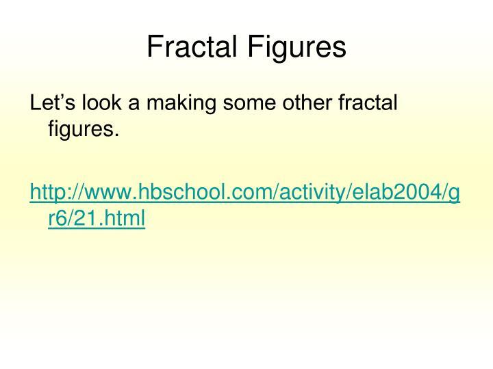Fractal Figures