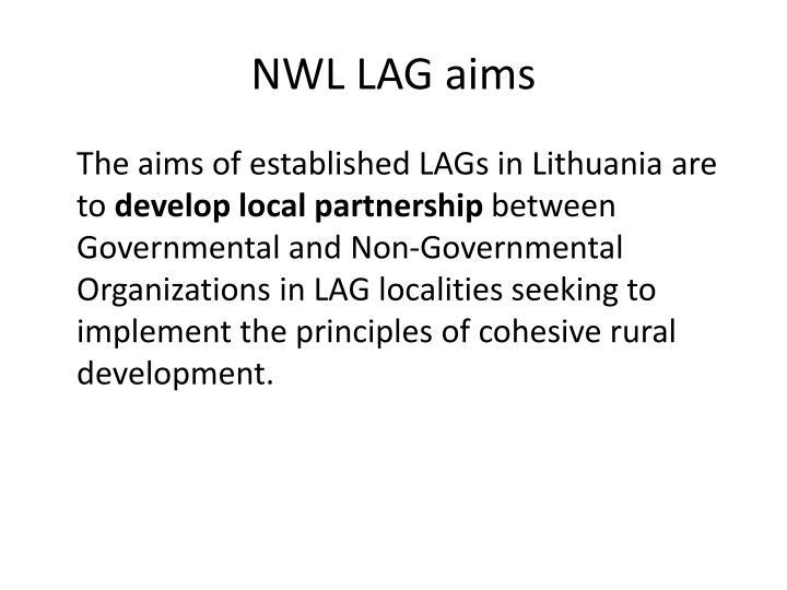NWL LAG aims