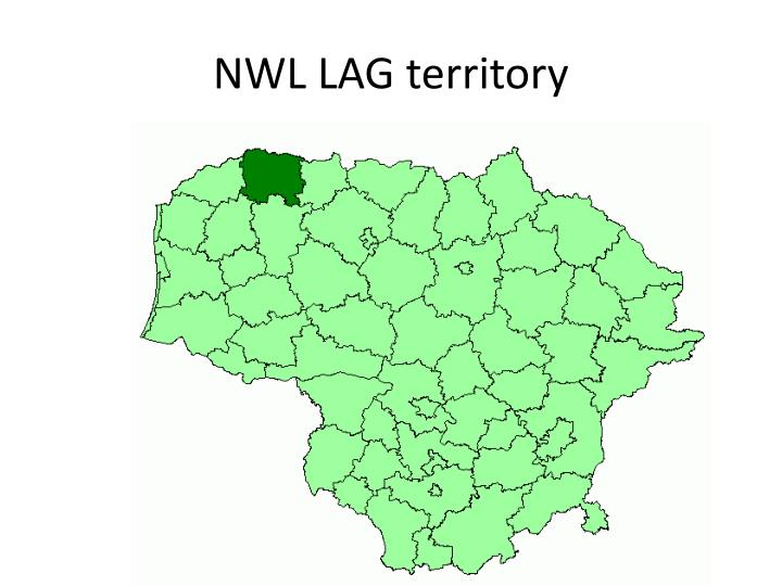 Nwl lag territory