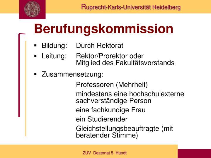 Berufungskommission