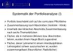 systematik der portfolioanalyse i